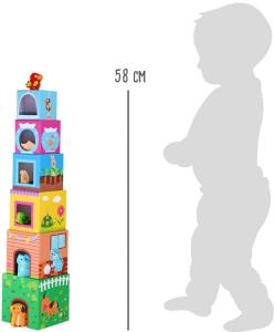 Cuburi de construit cu figurine6