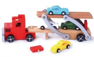 Platforma transport masinute din lemn0