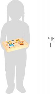 Puzzle lemn Imbraca ursuletii3
