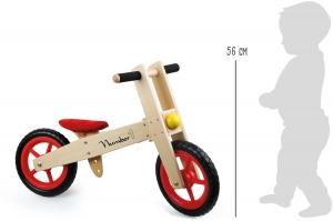 Bicicleta de echilibru din lemn2