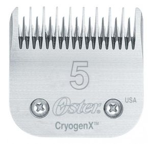Cutit OSTER 6,3 mm, size 5