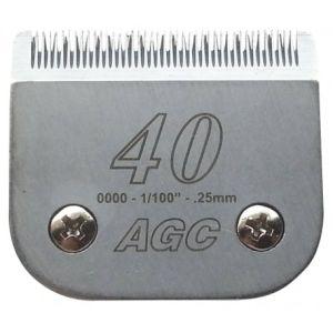 Cutit AGC CREATION 0,25mm, size 40