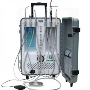 Unit dentar veterinar portabil, DU893