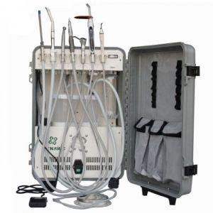 Unit dentar veterinar portabil, DU852