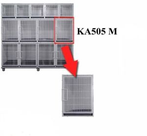 Cusca modulara pentru internari medie KA505M