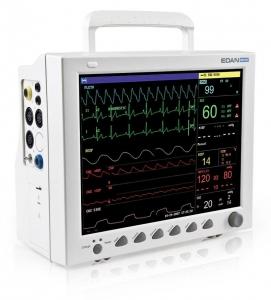 Monitor functii vitale iM8VET, ecran LCD 12.1
