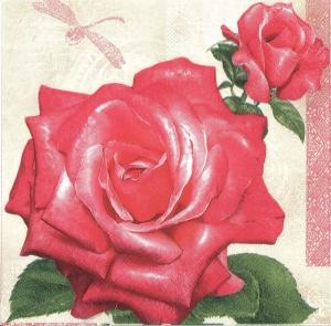 Şerveţel trandafiri