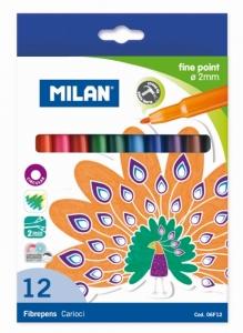 Carioca 12 culori 06F12
