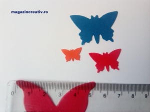 320 fluturi curcubeu