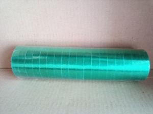 Fâşii din hârtie verde sidefat