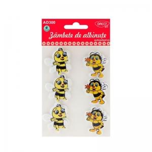 Zâmbete de albinuţe