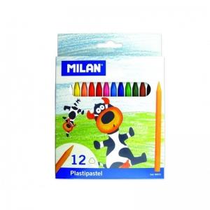 Creion color 12 culori cerat