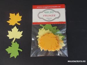 Frunze arţar 3,7 cm