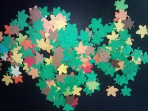 Frunze copăcei