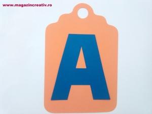 Ghirlandă cu litere sau cifre - 1 element4