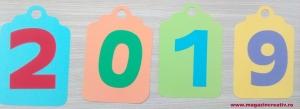 Ghirlandă cu litere sau cifre - 1 element3