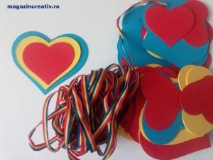 Ghirlandă Iubesc România!