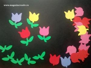 Lalele - set creativ