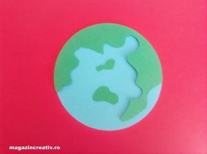 Planeta Pământ - set creativ