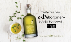 Ulei de masline extravirgin Terra Creta Early Harvest Limited Edition 500ml