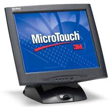 Monitor Touchscreen MICROTOUCH 3M Reconditionat
