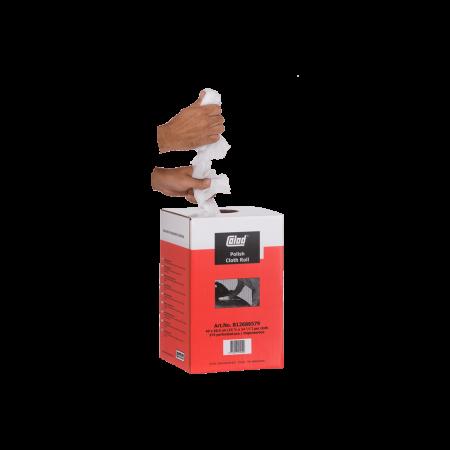 Lavete polishat 40 x 36.5 cm cutie 275 bucati