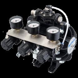 Binks DX70 1:1 ratio pompa cu diafragma7