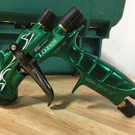 Pistol de vopsit Anest Iwata Lotus 3 duza ø 1,3 mm