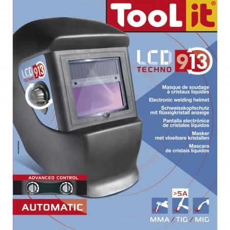 Masca sudura GYS Techno LCD 9-131