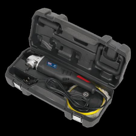 Masina de polisat electrica Sealey ER1700PD Ø 180 mm3