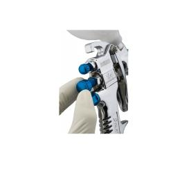Pistol de vopsit DeVilbiss SLG-620 PACHET DUO 1.3 mm + 1.8 mm