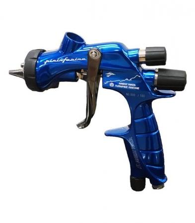 Pistol de vopsit Anest Iwata Pininfarina TurnPike Hakone duza ø 1,3 mm10