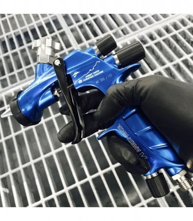Pistol de vopsit Anest Iwata Pininfarina TurnPike Hakone duza ø 1,3 mm8