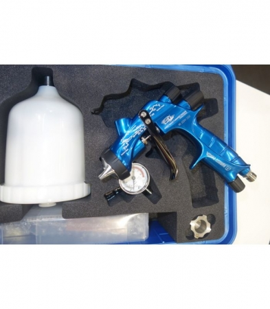Pistol de vopsit Anest Iwata Pininfarina TurnPike Hakone duza ø 1,3 mm7