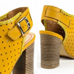 Sandale Femei YELLOW