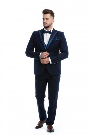 Costum Mire Bleumarin