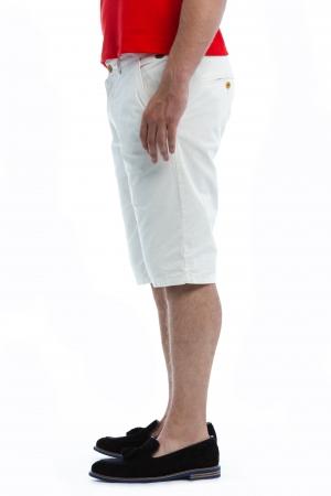 Pantaloni Scurti Albi