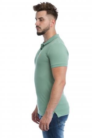 Tricou Polo Verde Deschis