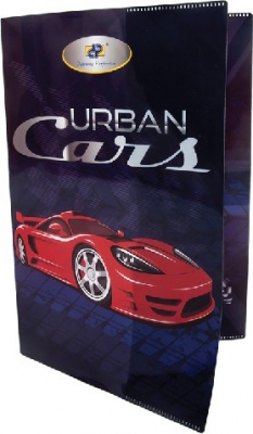 Coperta A4 DP Collection Urban Cars