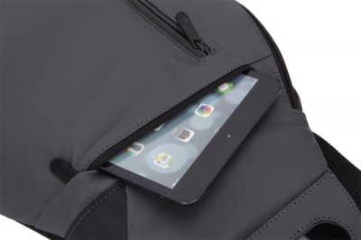 """Rucsac notebook si ipad impermeabil DP Collection - Galaxy, 10""""5"""