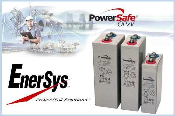 Enersys powersafe OPzV