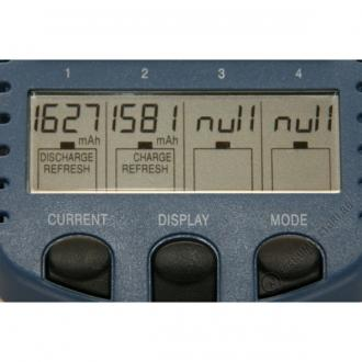 Set Lacrosse incarcator inteligent multifunctional RS1000 + 4AA si adaptoare 4C si 4D2