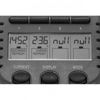 Incarcator inteligent LaCrosse multifunctional RS700-BLI AA/AAA2