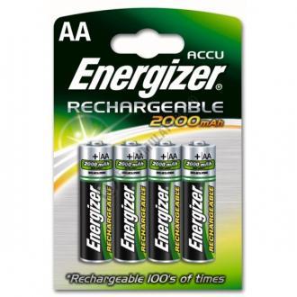 Acumulatori Energizer 2000 mAh AA, blister de 4 buc.0