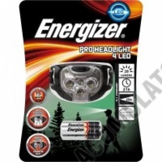 Lanterna Energizer Pro-Headlight 4 LED incl 3xAAA0