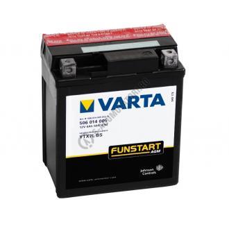 BATERIE MOTO VARTA cu AGM 12 V 6 Ah YTX7L-BS cod 506014005A5142