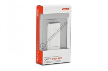 Baterie externa Ednet Power Bank 4400 mAh cod 31881 cu lanterna3