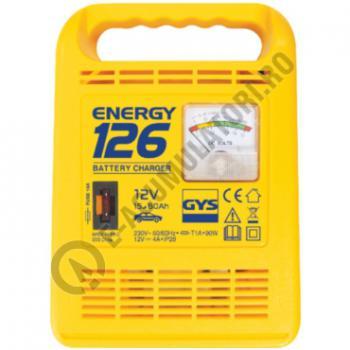 Incarcator traditional GYS ENERGY 126 cod 0232221
