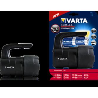 Lanterna Varta 18750 Indestructible 3 Watt LED incl 4C1