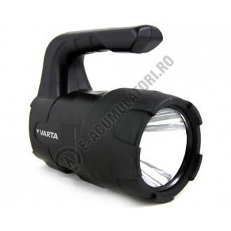 Lanterna Varta 18750 Indestructible 3 Watt LED incl 4C0
